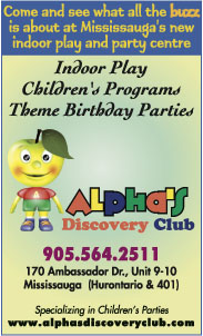 Alpha's Discovery Club